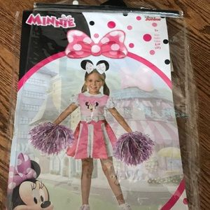 Other - Minnie Mouse Cheerleader